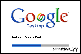 Installing Google Desktop