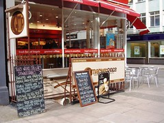 Picture of Market Place Cafe, W1W 8AD