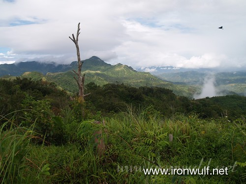 Mt Daguldol Summit View