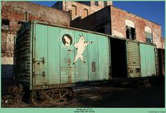 GN Boxcar 27727 (Robert W. Thomson) Tags: railroad train montana greatfalls rocky goat railway trains traincar boxcar gn rollingstock greatnorthern moutaingoat rockythegoat