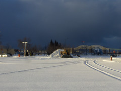 20070109-02 (Canadian Mark) Tags: winter snow saultstemarie