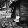 鬼太郎の家 Kitaro's house (F_blue) Tags: tokyo fuji koganeipark 江戸東京たてもの園 小金井公園 newmamiya6 edotokyoopenairarchitecturalmuseum neopan400presto 75mmf35 fblue2008