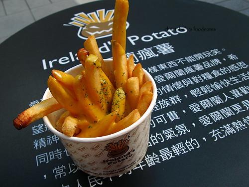 愛爾蘭瘋薯蜂蜜芥末口味