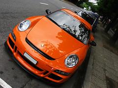 Porsche 911 GT3RS (ExOTune) Tags: france canon 911 colmar porsche supercars gt3rs 35200mm a650is