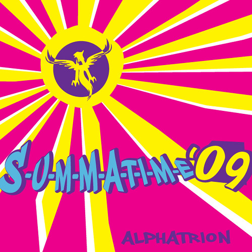alphatrion-summatime09mix-cdart