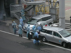Quarantine Inspection Crew, Kansai Airport
