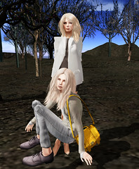 Forest Nymphs (Vo Pralou (Seul)) Tags: lavender hunter flawless riotcore vopralou bodyco scottie2hauties