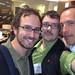 Josh Levy, Chuck Olsen, Steve Garfield