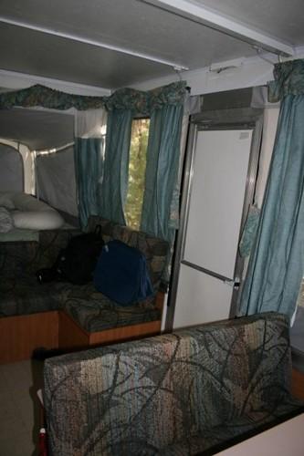 Camper Front Door