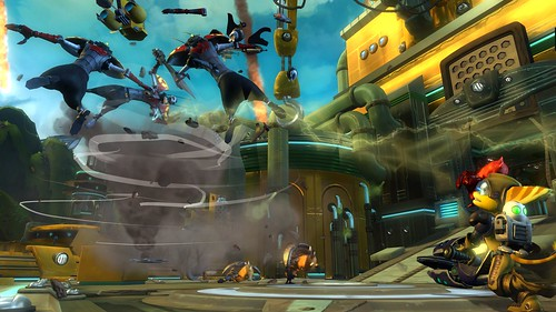 Ratchet Clank Future Tools Of Destruction Coming Soon Er