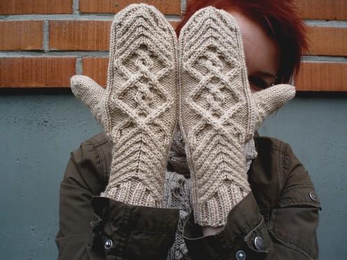 chevalier -mittens