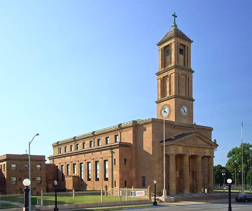 Cathedral of the Immaculate Conception, in Springfield, Illinois, USA - exterior.jpg