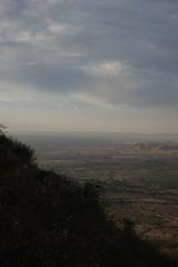 Chotila (ashwinrb) Tags: sky mountain clouds sunrise ashwin gujarat boricha d40 chotila chamunda