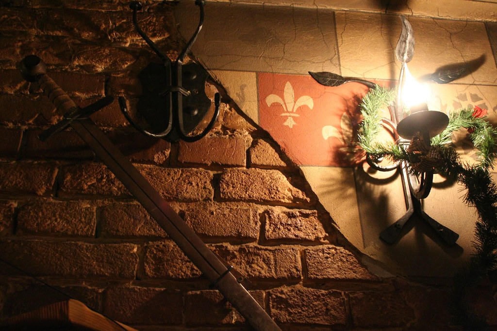 Sir Lancelot restaurant