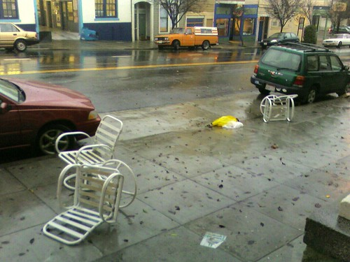 Chair Carnage