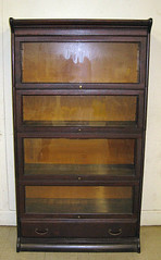 Gunn barrister bookcase I didn't get...