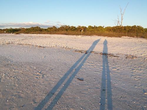 Tall People at Bonita Beach