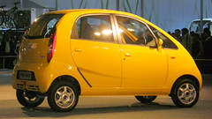 Tata Nano - ( View In Large Size)