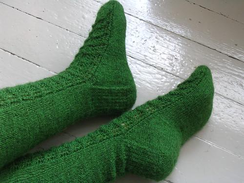 gentlemans fancy socks