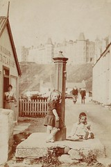Port Erin, Isle of Man, c.1905 (Richard and Gill) Tags: old sepia kids vintage children hotel seaside familyhistory smith nora promenade genealogy isleofman manx tearooms porterin shoreroad quilliams porterinroyal
