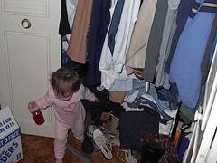Closet goblin