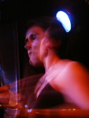 PICT0121 (Nicola Nonesuch) Tags: motion blurred violin knittingfactory beatcircus paranamirinazari