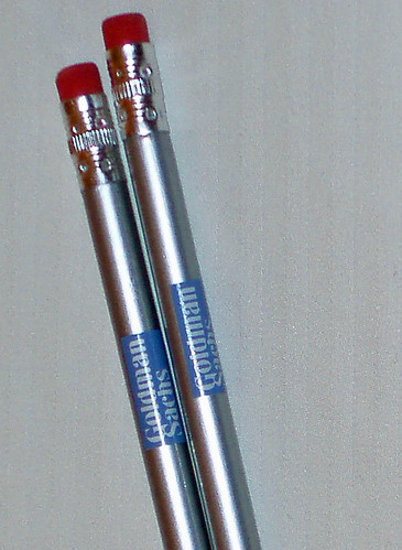 Goldman Sachs Pencils