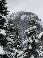 Arrowhead Summit 6030'  from the lower ridge