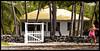 Ke'ei (konaboy) Tags: house beach girl palms hawaii gate bigisland kona keei 22046b ohreallyalwaysp