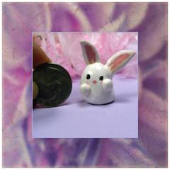 bunny2 (meganstringfellow) Tags: bunnies clay chibbi