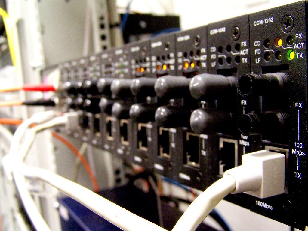 Bandwidth by Flashing Lights