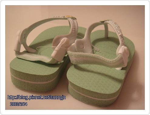 淺綠色拖鞋03