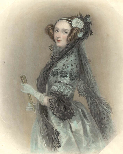 Ada Lovelace - The first computer programmer and 19th century mathematician by Aristocrat.