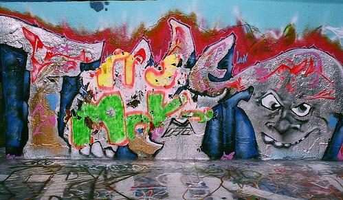 Rotary Park Graffitti