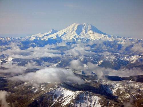 Mt Rainier Hills