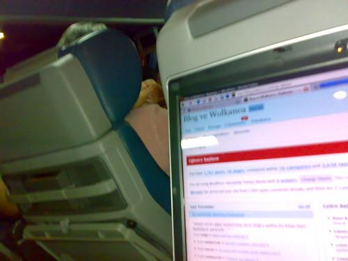 otobüs de blog yazılır