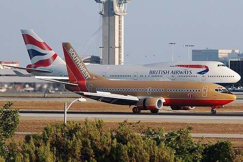 Southwest British Airways Merger