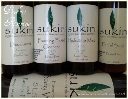 2446397172 3b9911a991 o Review: Sukin Organics Product Range