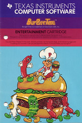 BurgerTime (Will S.) Tags: vintage computer computers games retro videogames booklet ti cartridges texasinstruments burgertime ti994a commandmodule gamecartridges texasinstruments994a tivideogames ti99videogames ti994avideogames ti994agames videogamecartridges commandmodulebooklet entertainmentcartridge