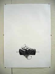 Lithography... its not as hard as you think, its HARDER!  (Hang In There Baby)
