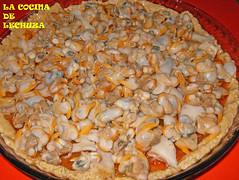 Empanada millo con berbes
