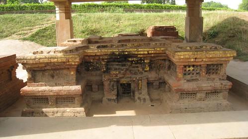 Temple at Sarnath
