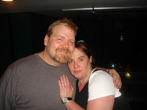 Aaron & Cheryl