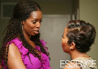 with Tasha Smith