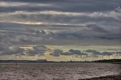 Cammell Laird (mobilevirgin) Tags: clouds liverpool canon river birkenhead hdr mersey 30d shipbuilding 2470mm cammelllaird