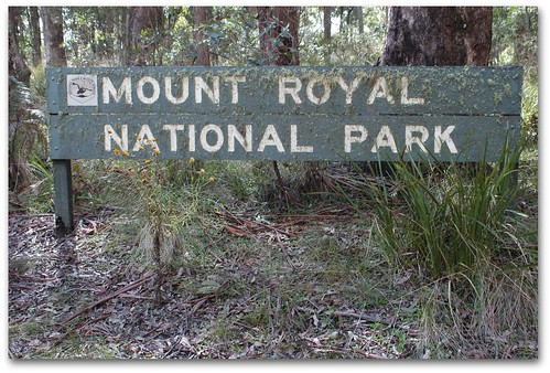 Mount Royal National Park