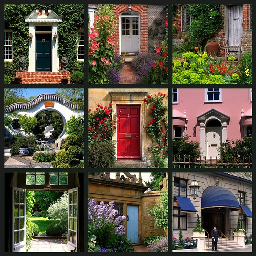 A Mosaic of Doors