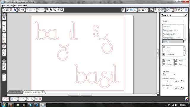 Basil 4