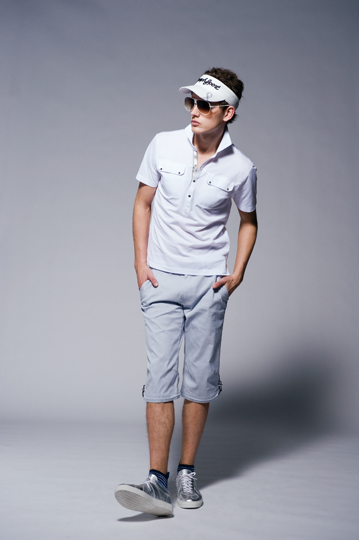 Jakob Hybholt0217_JOSEPH SPORT 2011 Spring-Summer Collection(Official)