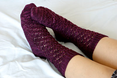 Coupling socks done